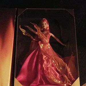 NIB Dancing Fire Barbie Limited Edition!